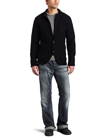 Diesel Men's Keefe Jacket, Black, Medium