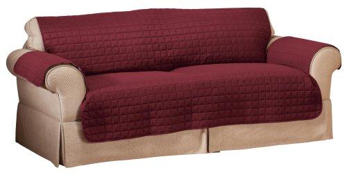 Innovative Textile Solutions Microfiber Sofa Protector