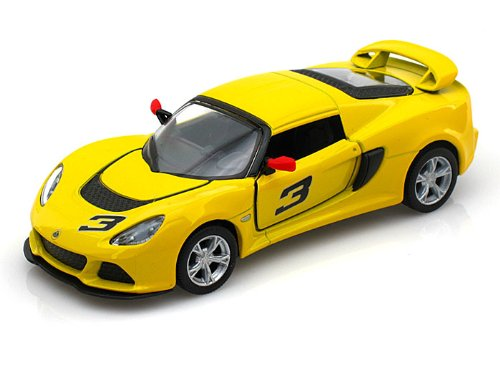 2012 Lotus Exige S 1/32 Yellow