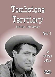 Tombstone Territory-2 Disc Set-16 Episodes-volume ONE