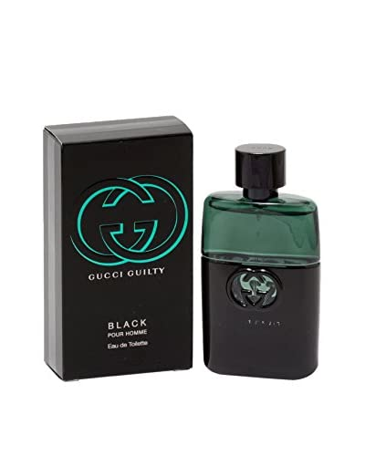 Gucci Men's Guilty Black Eau de Toilette Spray, 1.7 fl. oz.