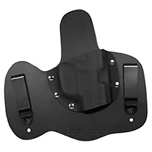 Conceal Max- Right Handed, Black, Springfield XD, XDM, 9MM, .40, .45- Shepherd Leather IWB Holster