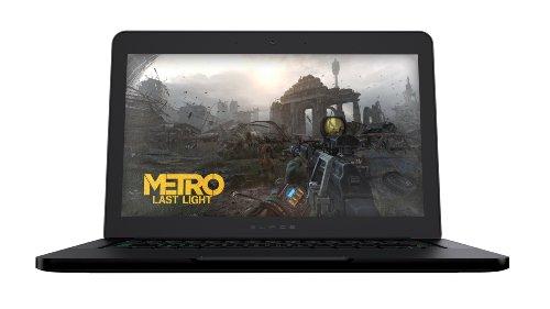 RaZER 雷蛇 Blade 灵刃 14英寸游戏笔记本电脑(i7-4702HQ、256G SSD、GTX765M)美国亚马逊