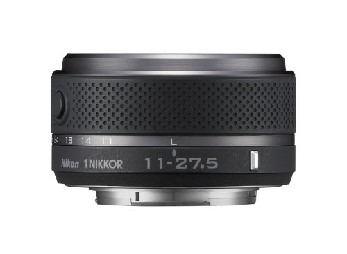 Nikon 1 NIKKOR 11-27.5mm f/3.5-5.6 Lens - Black