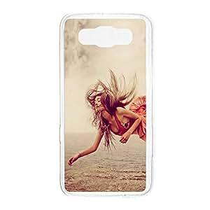 a AND b Designer Printed Mobile Back Cover / Back Case For Samsung Galaxy E7 (SG_E7_1538)