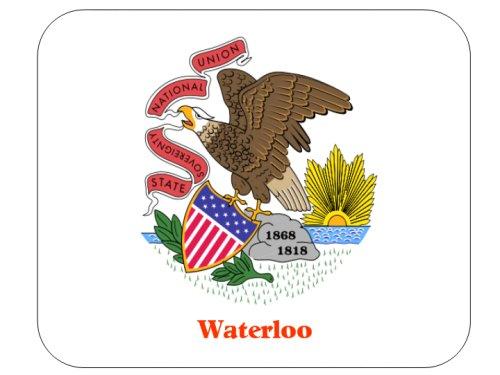 Waterloo Mouse Pad