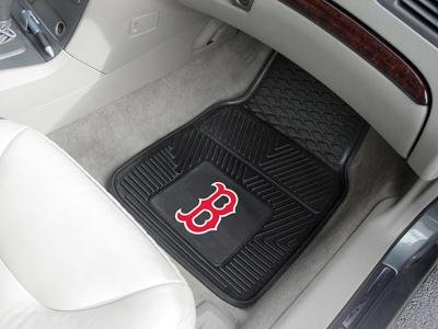 Fanmats MLB 18 x 27 in. Vinyl Car Mat at Amazon.com