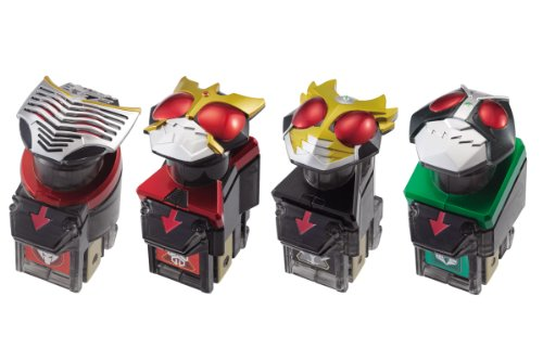 Kamen Rider Fourze Legend Rider Switch Set 02 Bandai [JAPAN] - 1