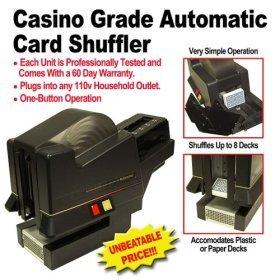 Amazon.com : Casino Grade Automatic Card Shuffler (refurbished
