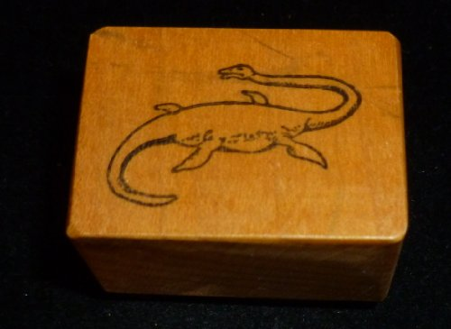 Dinosaur Rubber Stamp - 1