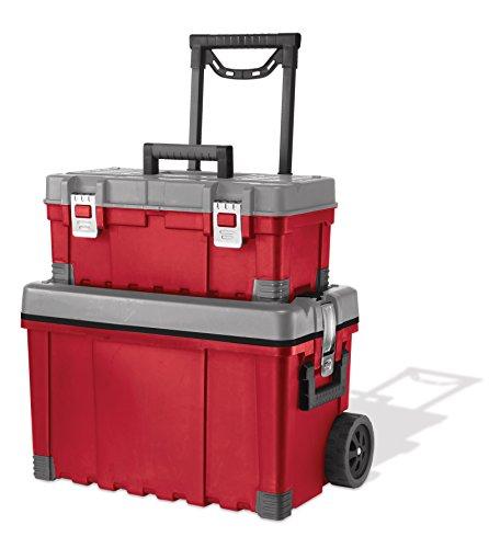 Keter 220927 Tool Box Cart, 22/25-Inch keter 220927 tool box cart 22 25 inch