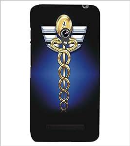 PRINTSWAG SNAKES Designer Back Cover Case for ASUS ZENFONE 5 A501CG