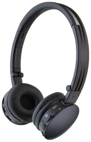Ilive Iahb33B Bluetooth Wireless Headphones - Black