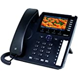 OBi1062 Gigabit IP Phone with Power Supply - Up to 24 Lines - Built-In WiFi and Bluetooth - Works with Google Voice and SIP-Based Services
