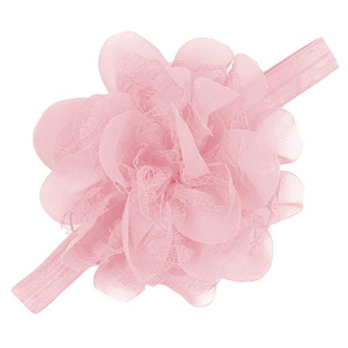 Gillberry Girls Infant Hair Band Pink (Pink)