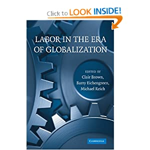 Globalization and the Labor Market - The.