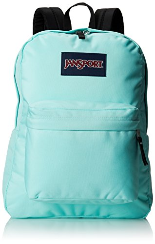 jansport-superbreak-backpack-aqua-dash-167h-x-13w-x-85d