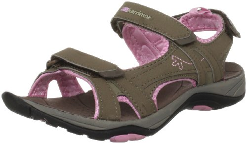 Karrimor Women's Saba Brown Pink Sandal K479BRP147 5 UK