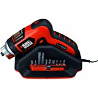 Black & Decker AS36LN Tournevis autoselect Lithium 3,6 V