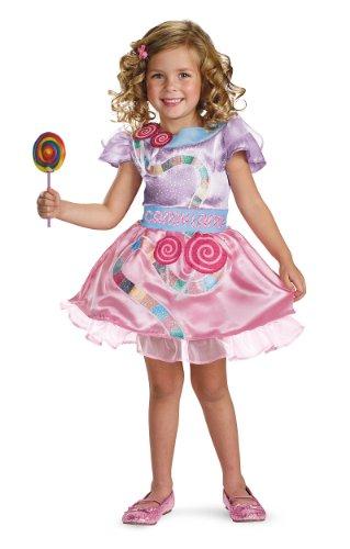 Candyland Girl Costume