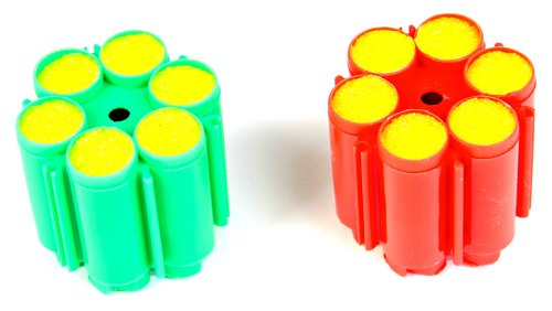R Ideas Confetti Shooter Refill Pack, 3-Pack
