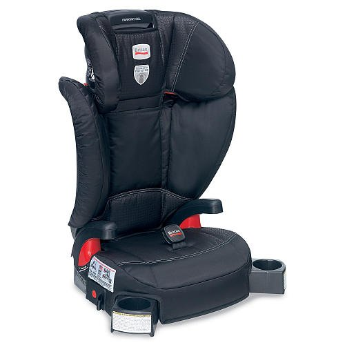 Britax Parkway Sgl Booster Car Seat Spade front-636300