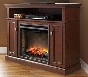 Sale Hearth Home Ashley Electric Fireplace Media Console In
