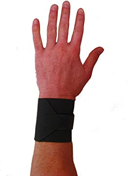 A.T. Velcro Closure Wrist Support