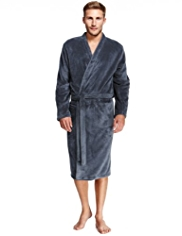 Luxury Fleece Dressing Gown