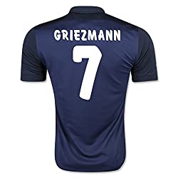 2015-16 Atletico Madrid Away Shirt (Griezmann 7)