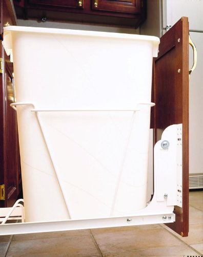 Rev-A-Shelf RV DM KIT Door Mounting Kit, White