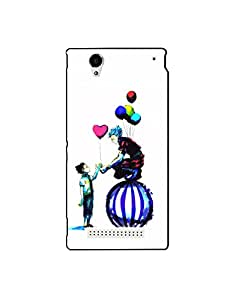 Sony Xperia T2 Ultra ht003 (87) Mobile Case from Leader