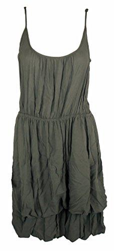 Marc By Marc Jacobs Gray Beluga Spaghetti Strap Dress Size L