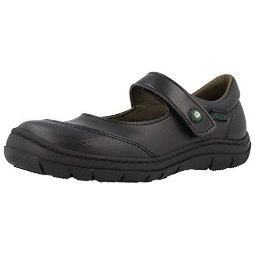 scarpe-stringate-per-ragazza-color-nero-marca-gorila-modelo-scarpe-stringate-per-ragazza-gorila-pez-