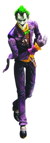 Square Enix Batman: Arkham Asylum Play Arts Kai: Joker Action Figure at Gotham City Store