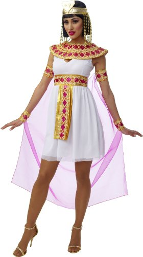 Cleopatra Pink Costume - Small - Dress Size 4-6