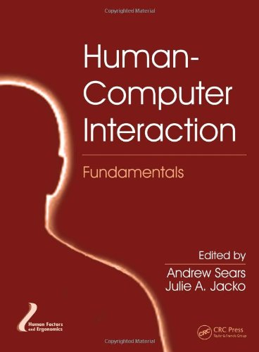 Human-computer interaction. Fundamentals