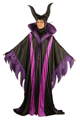 PLUS SIZE Magnificent Witch Costume Great witch with Sleeping Beauty Costume