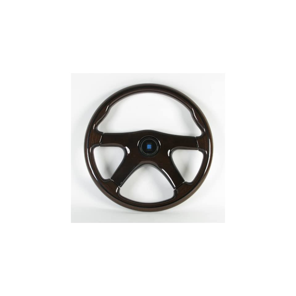 Nardi Steering Wheel   Gara 365mm (14.37 inches)   Wood with Wood Spokes Part # 5039.36.2500