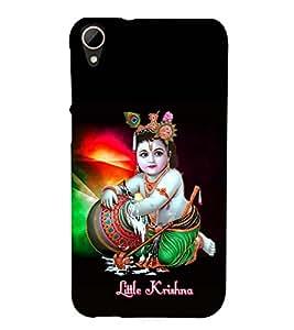 PRINTSHOPPII LORD KRISHNA Back Case Cover for HTC Desire 828 Dual SIM