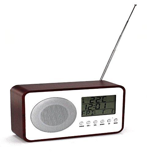 Radiosveglia - Woodstock - Snooze - Temperatura