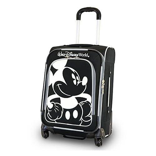 ディズニー 旅行バッグ スーツケース キャリーケース (機内持込可能サイズ) 7501002529654P