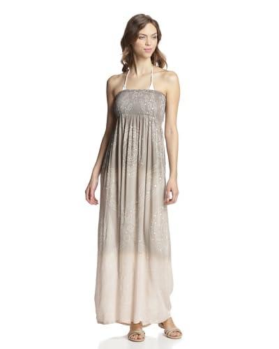 Coolchange Women's Ombre Rajasthan Maxi Dress  [Dune]