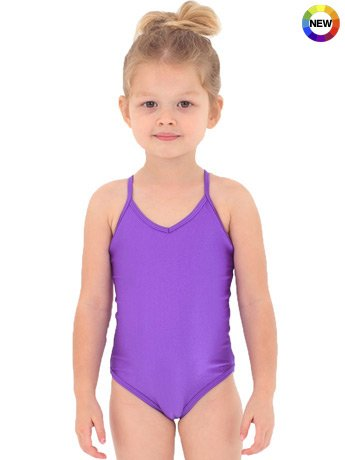 American Apparel Kids One-Piece Bathing Suit