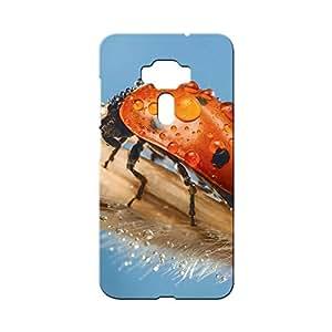 BLUEDIO Designer Printed Back case cover for Asus Zenfone 3 - G7861