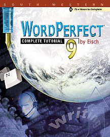 Word Perfect 9 Complete Tutorial