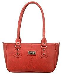 Zak Women's Handbag (Red, ZSR105)