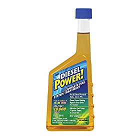 Diesel Power! 15209 Complete Fuel System Treatment - 12 Fl oz.
