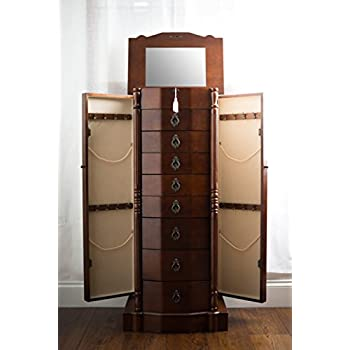 """Hives and Honey """"Robyn"""" Jewelry Armoire"""