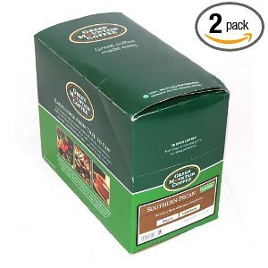 Green Mountain Coffee Southern Pecan, K-Cup Portion Pack for Keurig K-Cup Brewers 24-Count (Pack of 2) (Southern Pecan K Cups compare prices)